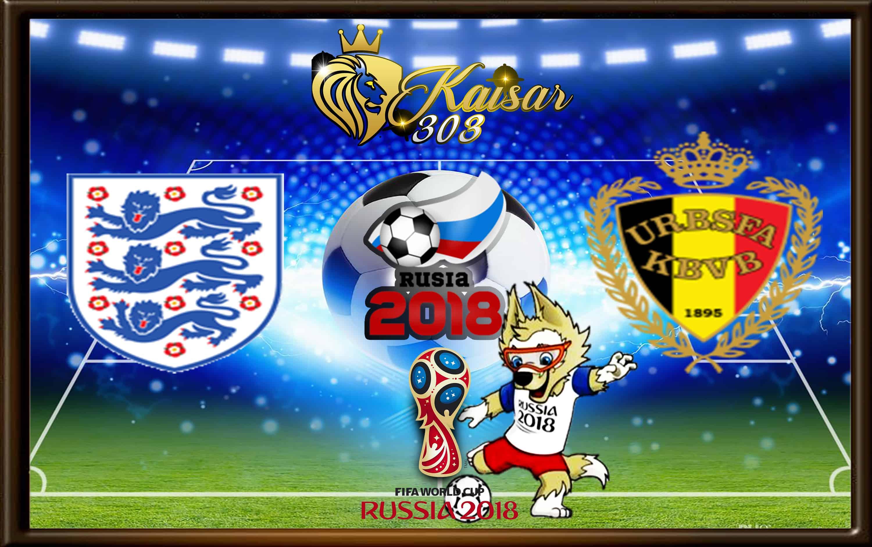 Prediksi Skor Inggris Vs Belgia 29 Juni 2018