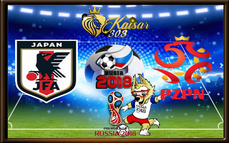 Prediksi Skor Jepang Vs Polandia 28 Juni 2018