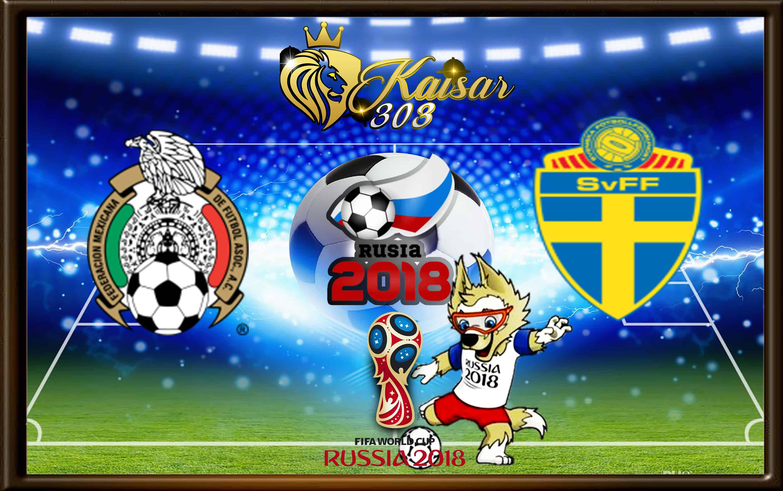 Prediksi Skor Meksiko Vs Swedia 27 Juni 2018