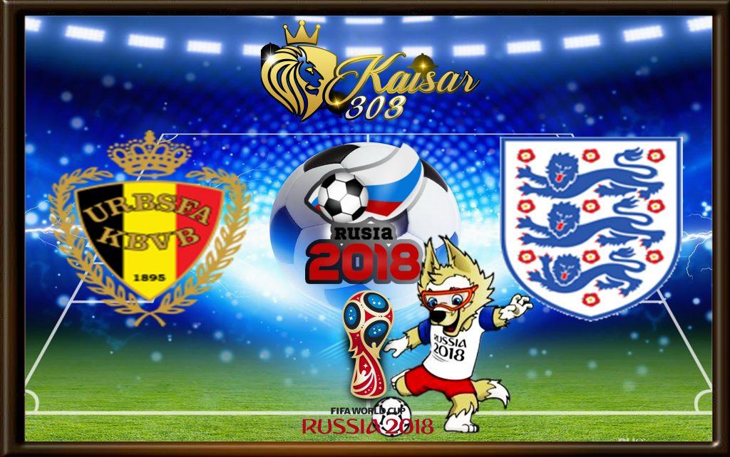 Prediksi Skor Belgia Vs Inggris 14 Juli 2018