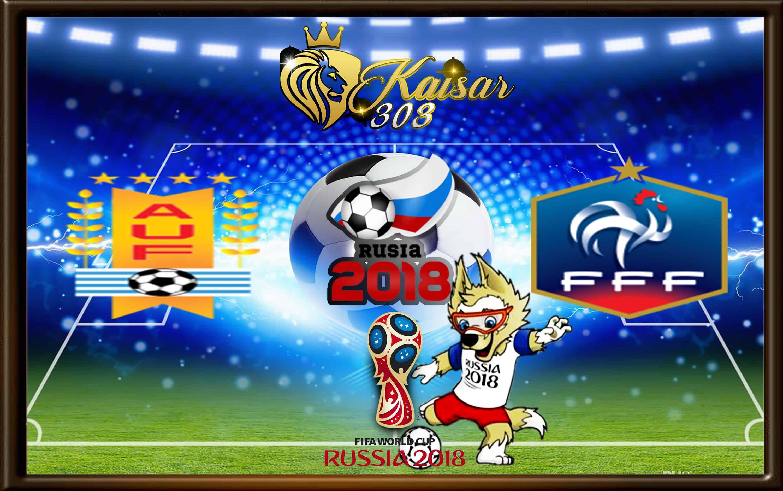 Prediksi Skor Uruguay Vs Perancis 6 Juli 2018 2