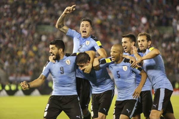 Uruguay Football Team